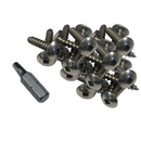 Dock Edge Stainless Steel Profile Fasteners 100 PCS 1