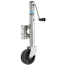 Pro Series 1000 lbs. Zinc Plated Swivel Jack w/6