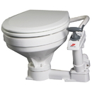 Johnson Pump Comfort Manual Toilet