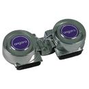 Ongaro Mini Compact Twin Horn - 12V