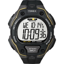 Timex Ironman 50 Lap Watch - Black/Yellow