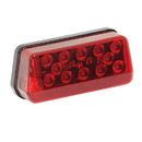 Wesbar Left/Roadside LED Wrap Around Tail Light