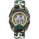 Timex Kid's Digital Nylon Strap Watch - Camoflauge