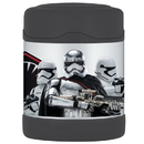 Thermos FUNtainer Stainless Steel, Vacuum Insulated Food Jar - Star Wars - 10 oz.