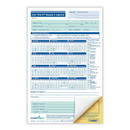 ComplyRight A0045 2021 Time Off Request And Approval Form, Small