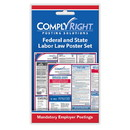 ComplyRight CRPS04 Federal And State (English) Labor Law Poster Set