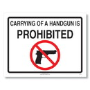 ComplyRight E8077AR Weapons Law Poster - Arkansas