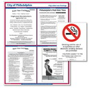 ComplyRight EPP12 Pa City Poster Bundle