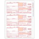 ComplyRight NEC5110B 1099-Nec Fed Copy A Laser Cut Sheet (1,000 Forms/Ctn)