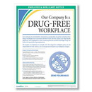 ComplyRight WR0248 Drug-Free Workplace Poster
