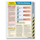 ComplyRight WR0292 Osha Recordkeeping - Ref Cards