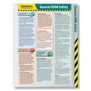 ComplyRight WR0304 General Osha Safety - Ref Cards
