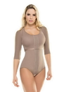 CYSM 477 Arms&Tummy Control Body Shaper with Removable Bra