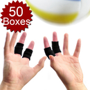 GOGO 50 Boxes (10 pcs/box) Wholesale Finger Support, Sleeves for Basketball Volleyball