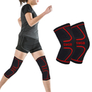 GOGO 2Pack Knee Brace Compression Sleeve Support for Running, Joint Pain Relief Knee Protector