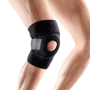 GOGO Knee Support Brace Open-Patella Stabilizer with Adjustable Strapping Breathable Neoprene Sleeve