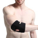 GOGO 2 Springs Adjustable Elastic Elbow Support Sleeve Brace Breathable Neoprene
