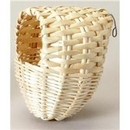 Prevue Hendryx PRE1155 Prevue Nest Finch Bamboo Large