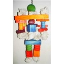 Paradise PT00257 Toys Cotton Rope & Blocks 15