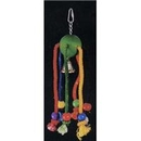 Paradise PT00348 Toys Ball w/Cotton & Bell Large