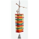 Paradise PT00521 Toys Featherland Colored Square w/Bell