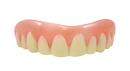 Billy Bob Teeth 12198 Instant Smile Teeth Upper Veneer (MEDIUM)