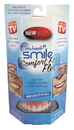 Billy Bob Teeth 12205 Instant Smile Comfort Fit Flex