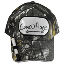 Billy Bob Teeth 14391 Dry Erase Billboard Cap - Camo