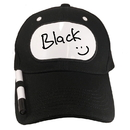 Billy Bob Teeth 14392 Dry Erase Billboard Cap - Black