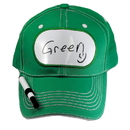 Billy Bob Teeth 14396 Dry Erase Billboard Cap - Green