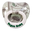 Billy Bob Teeth 90011 Vegas Baby pacifier