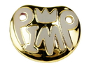 Billy Bob Teeth 90040 Playground Pimp Gold pacifier