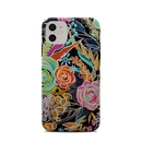 DecalGirl A11CC-MYHAPPYPLACE Apple iPhone 11 Clip Case - My Happy Place