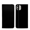 DecalGirl A11FC-SS-BLK Apple iPhone 11 Folio Case - Solid State Black