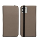 DecalGirl A11FC-SS-FDE Apple iPhone 11 Folio Case - Solid State Flat Dark Earth