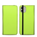 DecalGirl A11FC-SS-LIM Apple iPhone 11 Folio Case - Solid State Lime