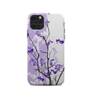 DecalGirl A11PCC-TRANQUILITY-PRP Apple iPhone 11 Pro Clip Case - Violet Tranquility