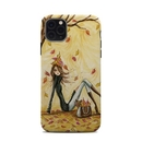 DecalGirl A11PMCC-AUTLEAVES Apple iPhone 11 Pro Max Clip Case - Autumn Leaves