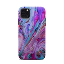 DecalGirl A11PMCC-MARBLEDLUSTRE Apple iPhone 11 Pro Max Clip Case - Marbled Lustre