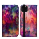 DecalGirl A11PMFC-SUNSETSTORM Apple iPhone 11 Pro Max Folio Case - Sunset Storm