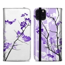 DecalGirl A11PMFC-TRANQUILITY-PRP Apple iPhone 11 Pro Max Folio Case - Violet Tranquility