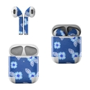 DecalGirl AAP-CHINABLUE Apple AirPods Skin - China Blue (Skin Only)