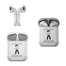 DecalGirl AAP-IDIOTS Apple AirPods Skin - Bag of Idiots (Skin Only)