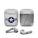 DecalGirl AAP-USAF-WING Apple AirPods Skin - Wing (Skin Only)