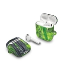 DecalGirl AAPC-ABST-GRN Apple AirPod Case - Emerald Abstract