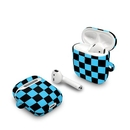 DecalGirl AAPC-CHECKERS-BLU Apple AirPods Case - Checkers Blue
