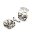 DecalGirl AAPC-FFLOWER Apple AirPods Case - Four Flowers