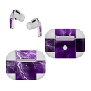 DecalGirl AAPP-APOC-PRP Apple AirPods Pro Skin - Apocalypse Violet (Skin Only)