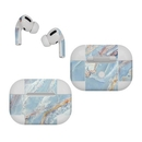 DecalGirl AAPP-ATLMRB Apple AirPods Pro Skin - Atlantic Marble (Skin Only)