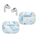 DecalGirl AAPP-AZUL Apple AirPods Pro Skin - Azul Marble (Skin Only)